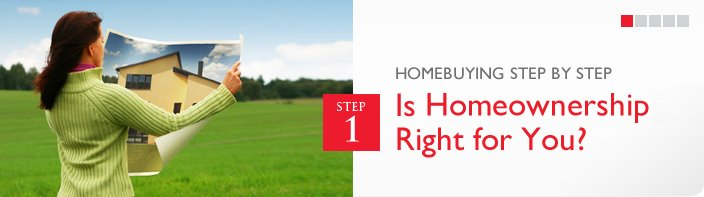 home owner ship right for you