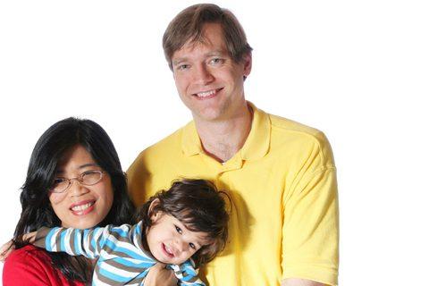 financial literacy interracial family