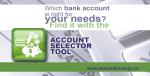 account selector tool