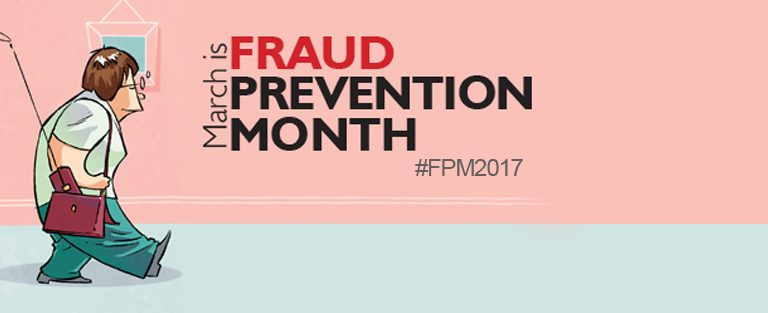 Fraud Prevention Month 2017
