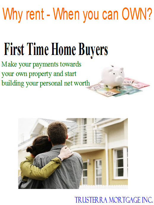 why rent when you can own? first time home buyers. mortgages,rates, no down payment,