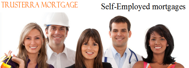 sefl-employed mortgage, commissioned,