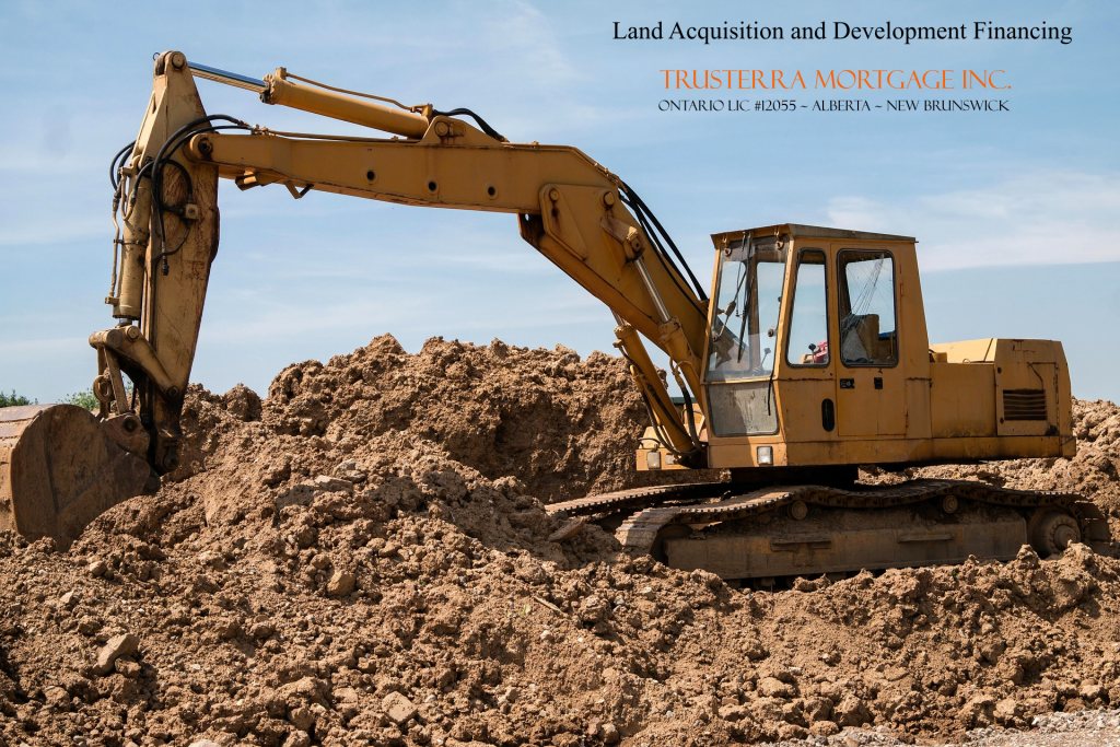 land acquisition and development financing