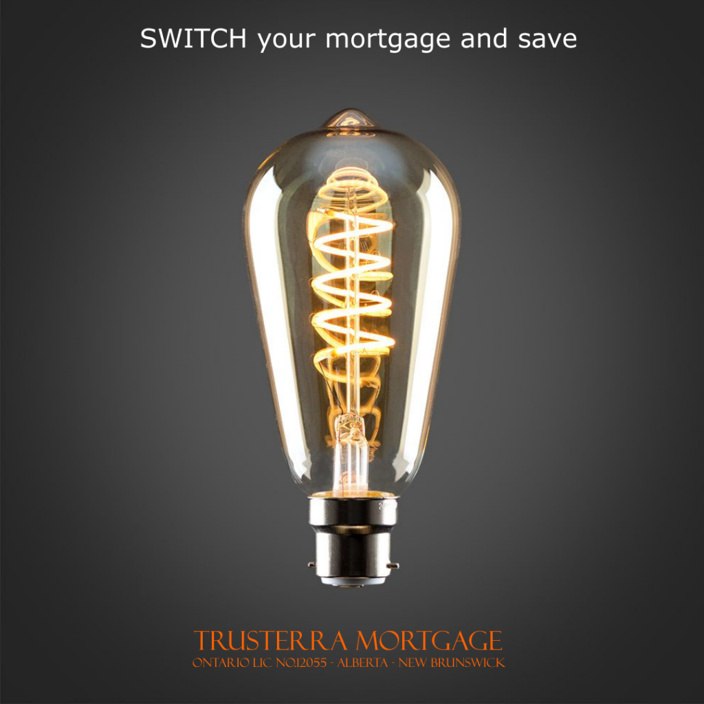 switch mortgage and save